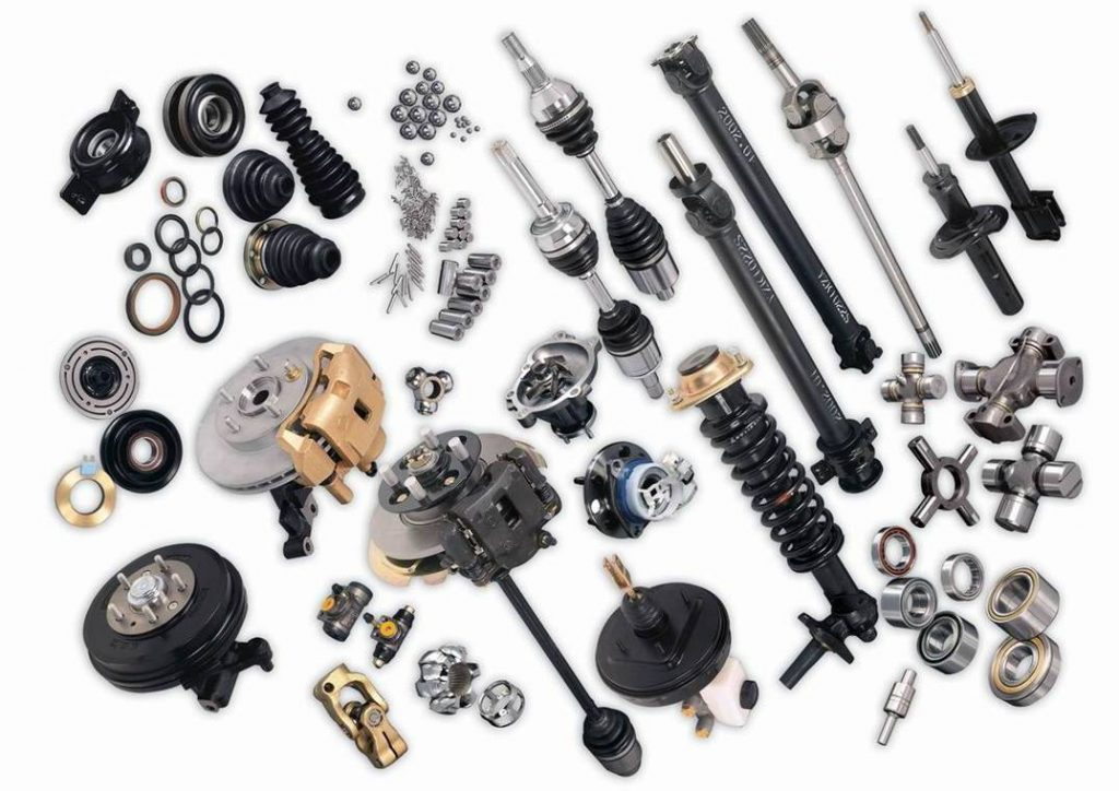 vehicle parts insurance for manufactures, importers, distributors